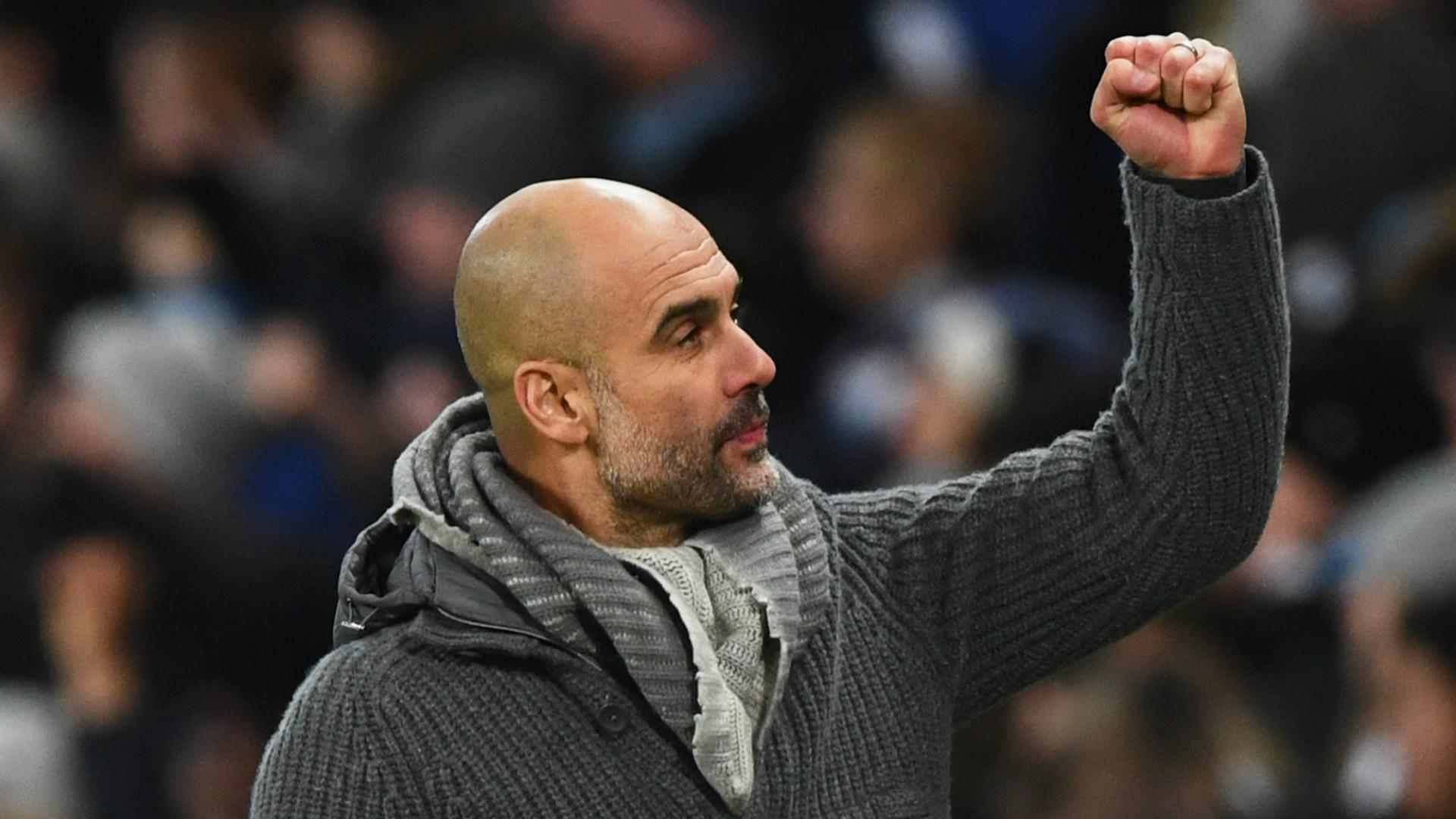 Manchester City Pep Guardiola Revient Sur Le Large Succès Contre
