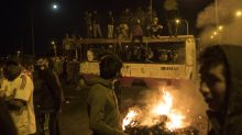 Farmers' protests snarl traffic, lead to clashes in Peru