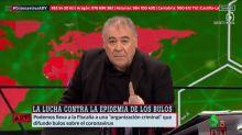 """El serio aviso de Ferreras en 'Al Rojo Vivo' a quienes difunden bulos y mentiras: """"No nos vamos a asustar"""""""
