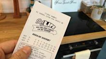 'Having a chilled day': Man 'oblivious' to $4.8 million lotto win