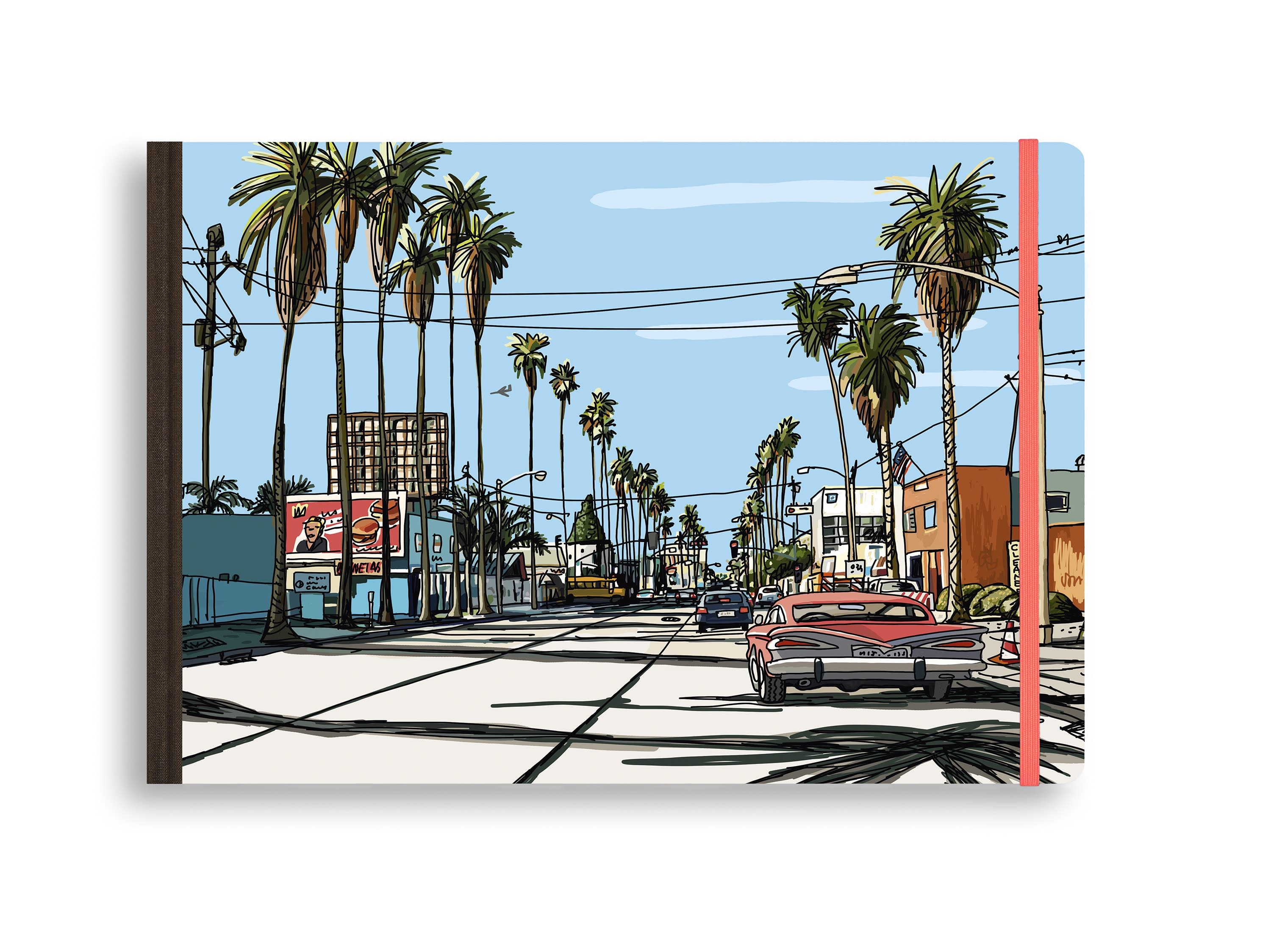eede3b25 Louis Vuitton releases new illustrated travel guides for LA ...