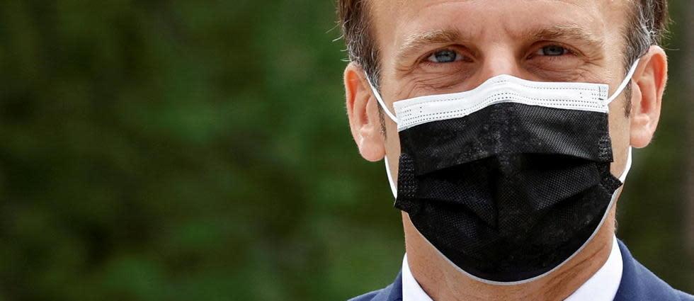 Emmanuel Macron lance un nouvel appel à la vaccination