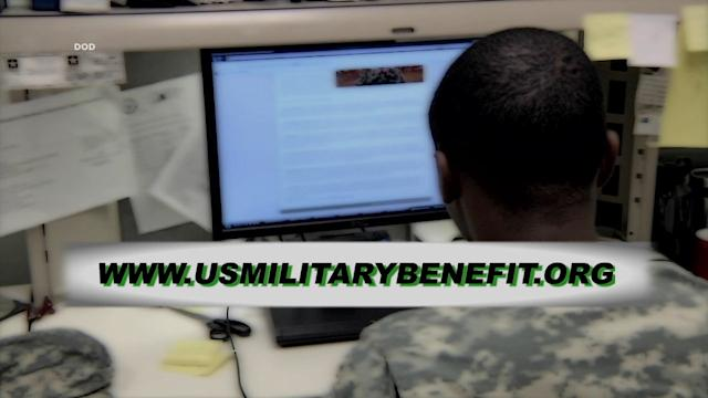 FAKE ARMY BENEFITS SCAM