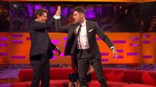 Zac Efron's Heartfelt Compliment to Tom Cruise