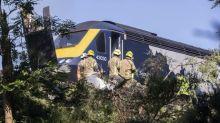 Three people dead and six injured in train derailment