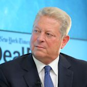 Al Gore Will Not Attend the Democratic Convention But Will Vote for Hillary Clinton