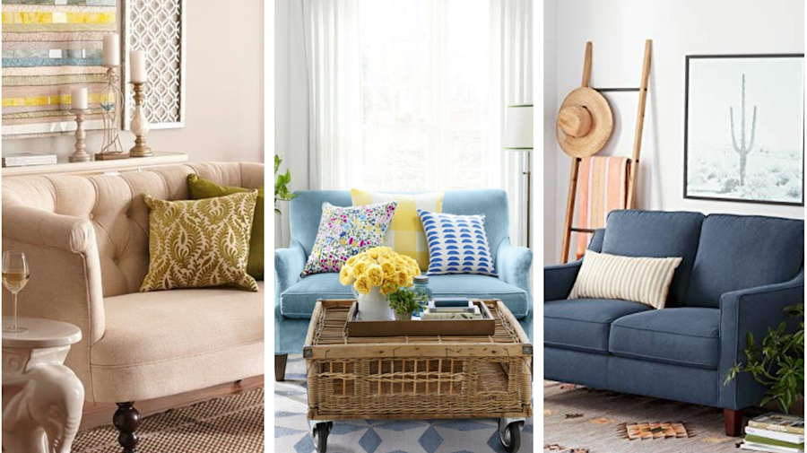 15 small sofas that will maximise every inch of your home