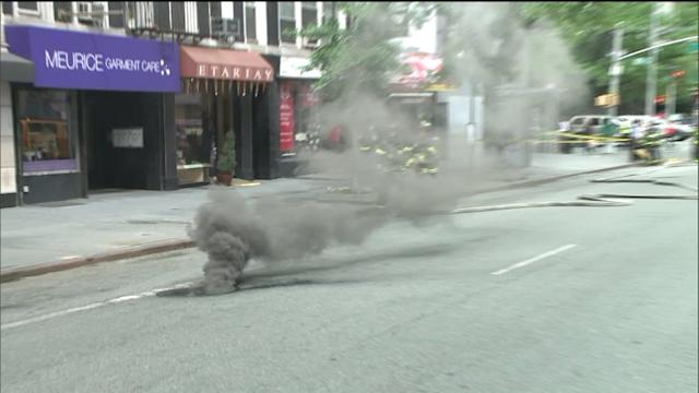 Brooklyn School Evacuated After Manhole Fire Spreads To Basement