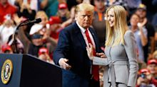 President Trump Gripes He Can't Call Daughter Ivanka Beautiful: 'It's Politically Incorrect'
