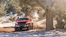 View Photos of the 2019 Chevrolet Colorado ZR2 Bison