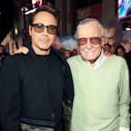 Chris Evans, Ryan Reynolds and More Stars Mourn Stan Lee's Death at 95: 'A Great Mind'