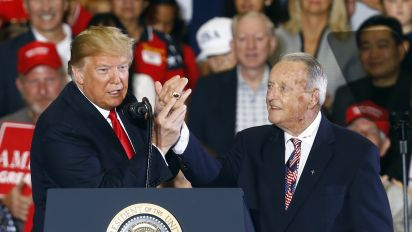 Bowden wanted to live so he could vote for Trump