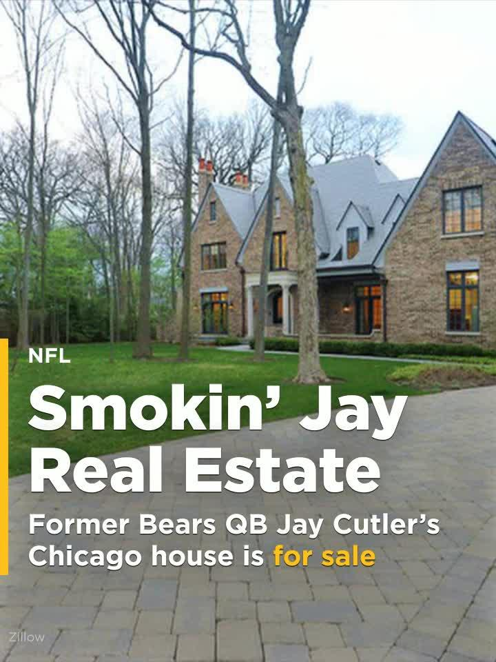 Jay cutler 39 s chicago house is for sale and it 39 ll give you for House for sale at chicago