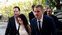 'Big Little Lies' star Zoë Kravitz marries Karl Glusman