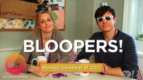 New Year's Eve BLOOPERS! DAILY SHOT 12/31/12