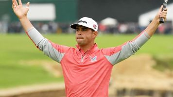 US Open title win 'tip of the iceberg' thanks to coach, says Gary Woodland