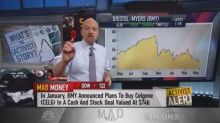 Cramer reviews the top activist stories of 2019: eBay, Dollar Tree, Bristol-Myers, and Bed Bath & Beyond
