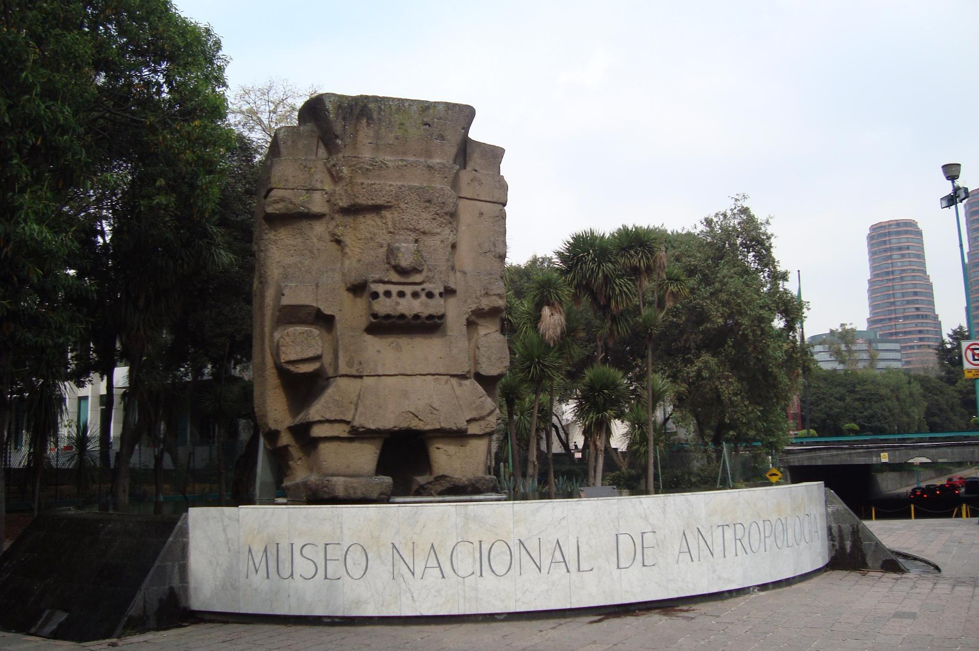 """<p>The <a href=""""http://www.mna.inah.gob.mx/index.html"""" target=""""_blank"""">Museo Nacional de Antropología </a>is the national museum of Mexico and it houses archaelogical and anthropoligcal artefacts from Mexico's history. The Aztec calendar stone, the Stone of the Sun, is just one of the impressive objects that can be found there.</p>"""
