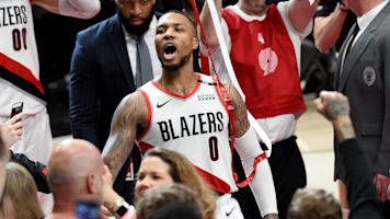 Inside the assassin's mindset — and trash talk — of Damian Lillard's matchup against Russell Westbrook