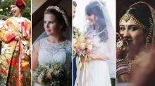 Weddings traditions around the world: From kimonos to lehngas to vodka