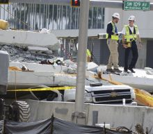 The Latest: 1st lawsuit filed after Florida bridge collapse