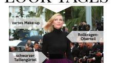 Look des Tages: Cate Blanchett – Rollkragen trifft Ombré-Effekt