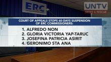 Malacañang lauds CA's decision to halt suspension order of Ombudsman vs ERC commissioners