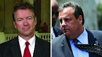 Sen. Rand Paul on war of words with Gov. Christie