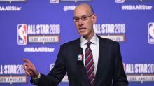 Adam Silver proud of LeBron James', Kevin Durant's response to 'shut up and dribble' comments