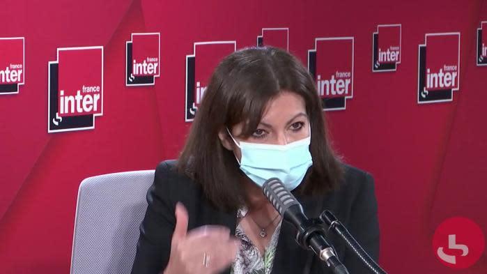 """""""Je ferai toujours échec à l'extrême droite, quelle que soit la configuration"""", insiste Anne Hidalgo, maire PS de Paris"""