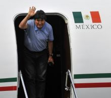 Bolivia's Morales arrives in Mexico vowing, 'the struggle continues'