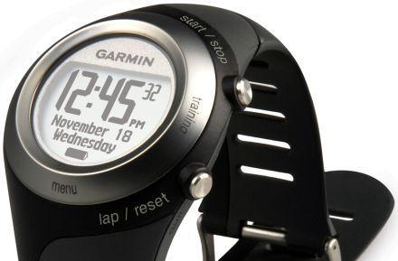 Garmin's new Forerunner 405 puts the 'watch' back in 'GPS watch'