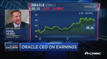 Oracle CEO: We had a very strong quarter line by line