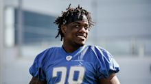 What's in a number? Detroit Lions rookies explain choice of jersey numbers