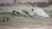 Hurricane Douglas within 'razor thin' distance of Hawaii