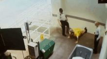 Florida deputy fired after kicking inmate who threw a cookie to a bird