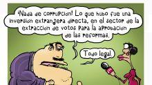 La defensa de Peña Nieto y Videgaray que les garantiza no pisar la cárcel por los sobornos