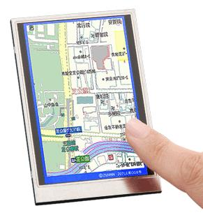 The 2008 iPhone display? Sharp's next gen multi-touch LCD revealed
