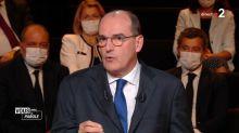 """""""Il faut l'éviter"""": Jean Castex n'exclut pas un reconfinement si la situation se dégrade"""