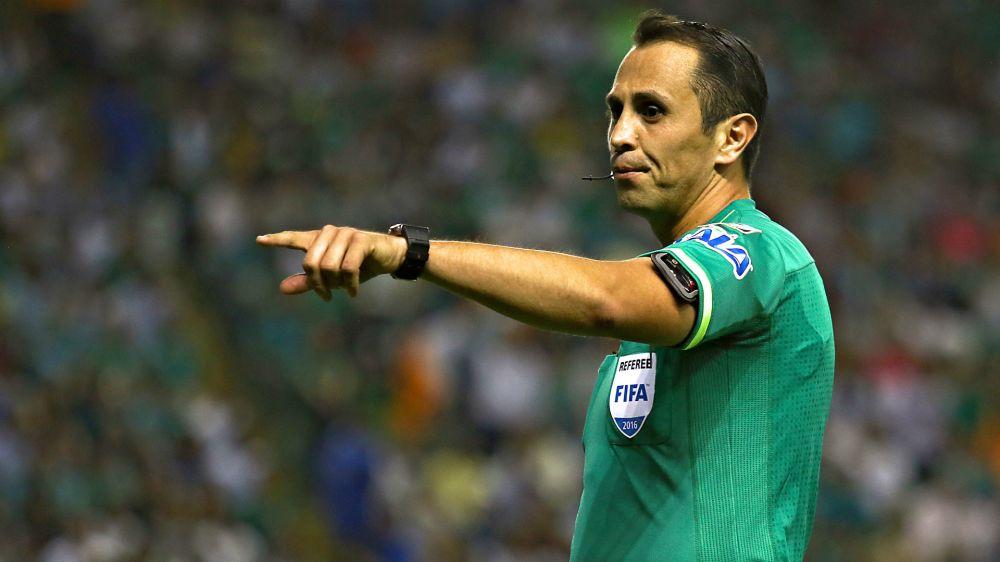 Designaciones arbitrales de la Liga MX