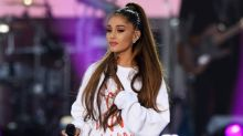 Ariana Grande reveals bee tattoo tribute to Manchester Arena bombing victims