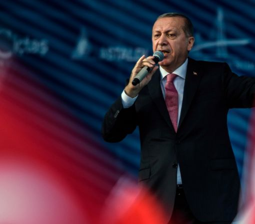 Turkey to fight IS, Syrian Kurdish militia with 'same determination': Erdogan