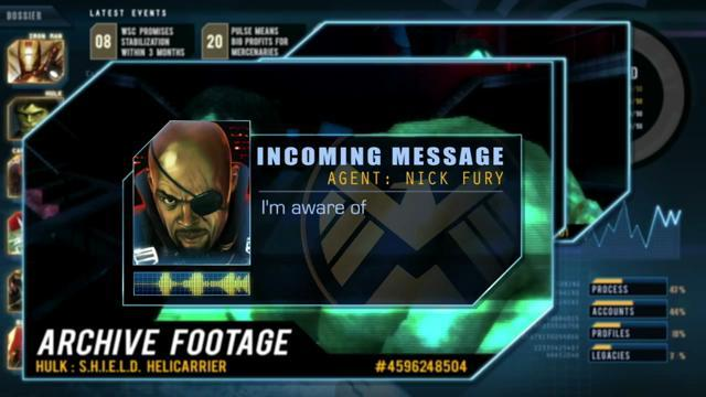 S.H.I.E.L.D. Briefing #4 - Hulk get mad - Marvel Mobile Game