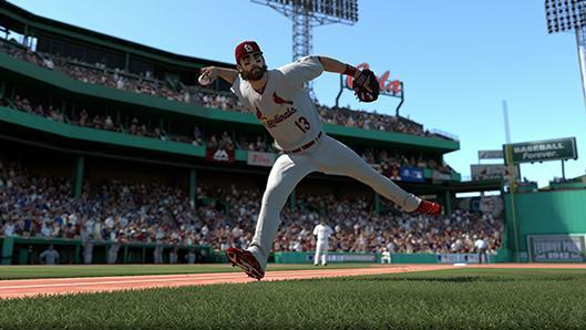 MLB 14: The Show makes the old ball game look new on PlayStation 4