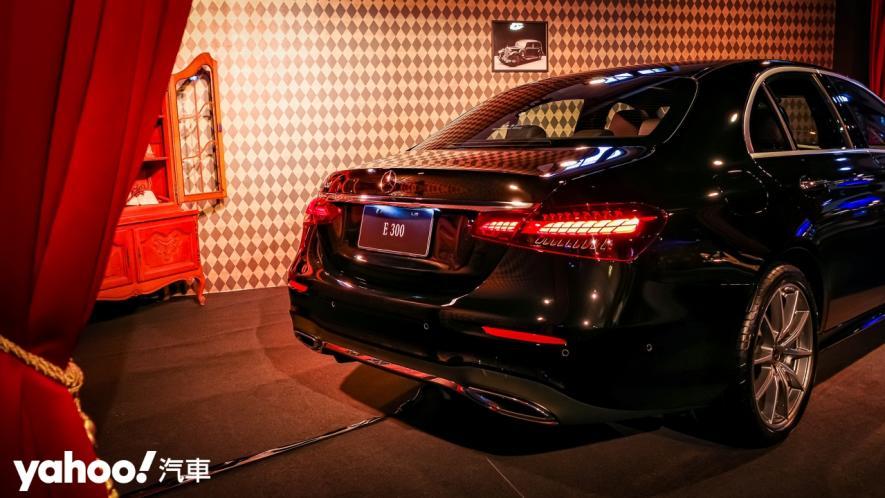 老賓士、新古典!2021 Mercedes-Benz E-Class抵台上市! - 5