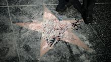 West Hollywood Wants Trump's Walk Of Fame Star Gone For Good