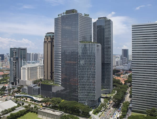 Andaz Singapore hotel at Duo sold to Hoi Hup for record $475 mil