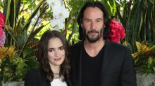 Winona Ryder und Keanu Reeves: Ehe seit 26 Jahren?