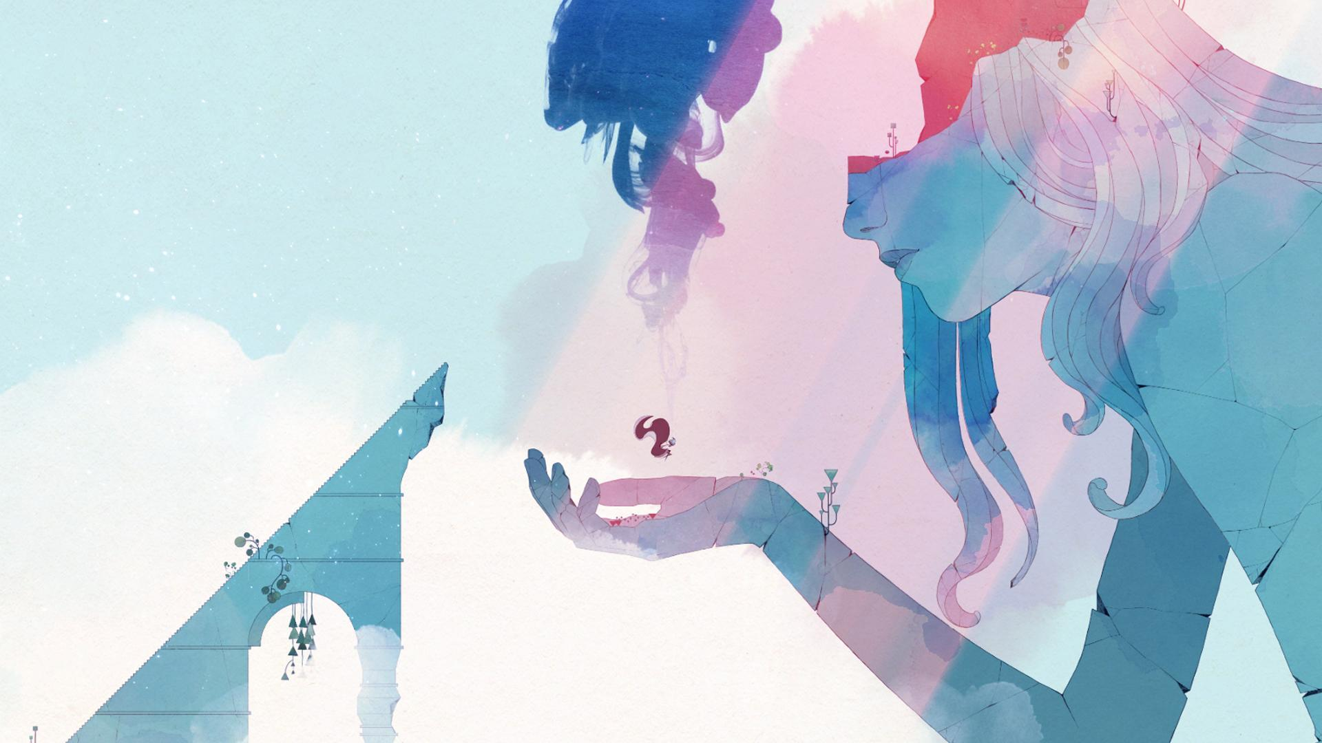 'Gris' is a gorgeous 2D platformer about personal loss