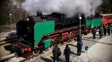 China steams to the rescue for Bulgaria's creaking railways